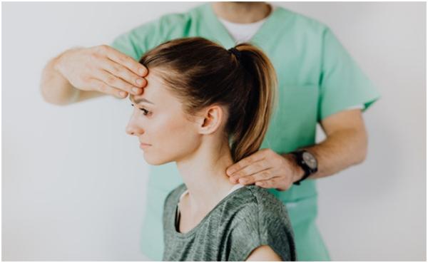 Como tratar un esguince cervical