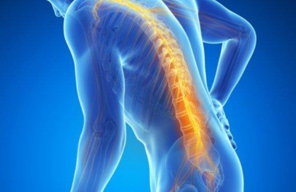 Daños en la medula espinal