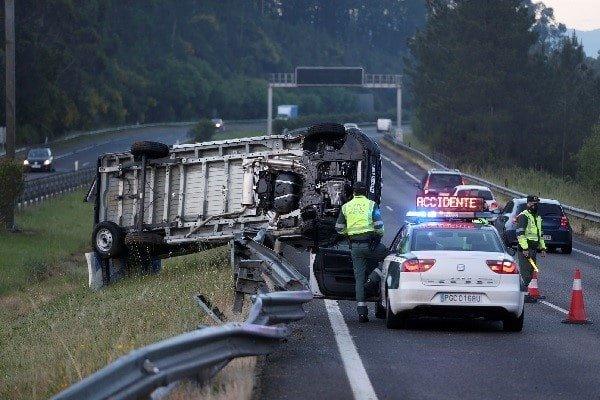 Que tipo de indemnizacion se puede exigir al momento de sufrir un accidente de trafico