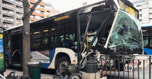 Se puede indemnizar a una persona que haya sufrido un accidente en un transporte publico